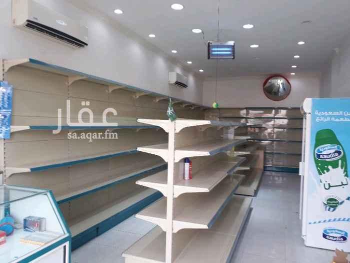 محل للإيجار في شارع الوشم ، حي اليرموك ، الرياض