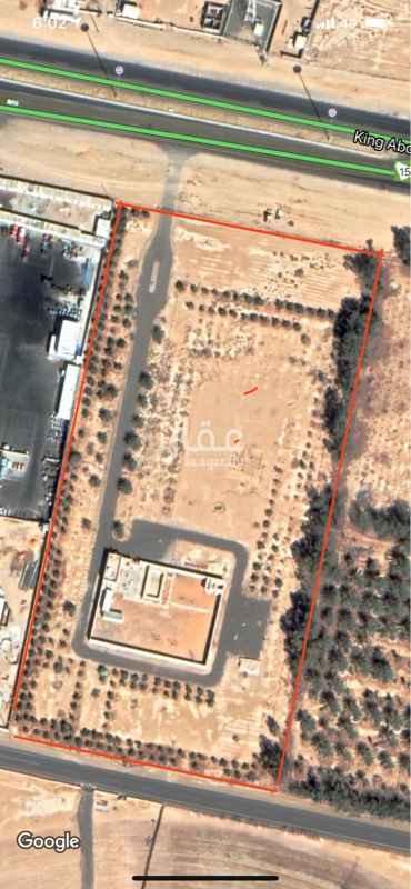 مزرعة للبيع في طريق الملك عبدالله ، تبوك ، تبوك