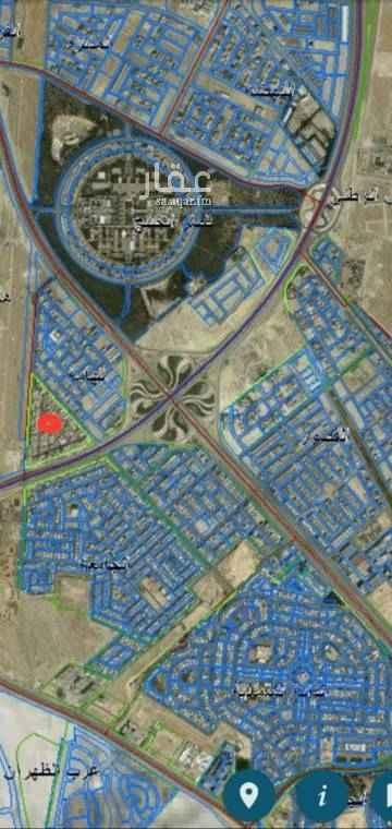 أرض للبيع في حي تهامة ، الظهران