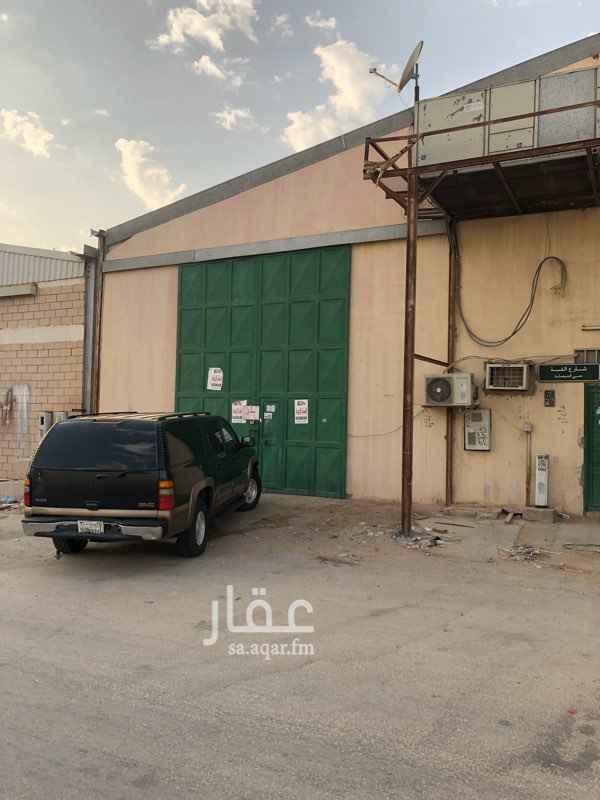 مستودع للإيجار في شارع الغماس ، حي الفيصلية ، الرياض