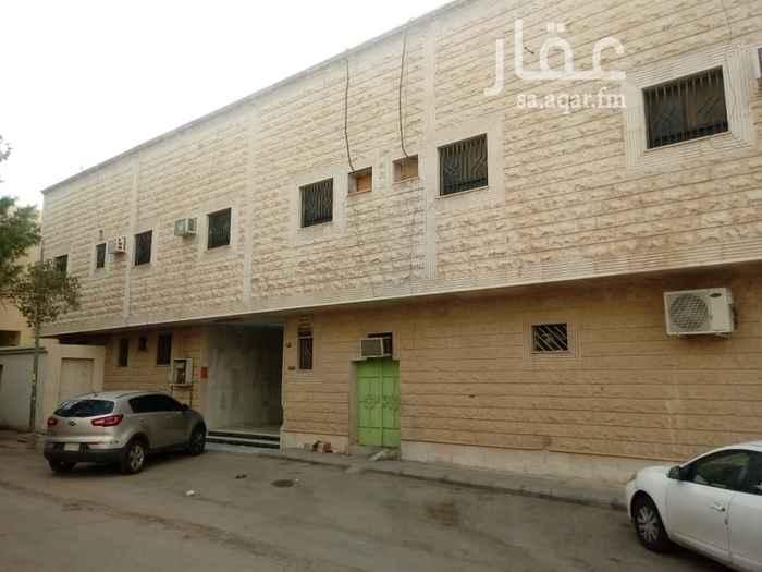شقة للإيجار في شارع حفص بن عبدالعزيز ، حي الربوة ، الرياض