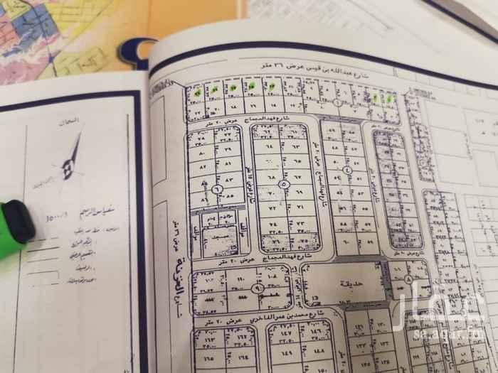 أرض للبيع في شارع عبدالله بن قيس ، حي اشبيلية ، الرياض ، الرياض