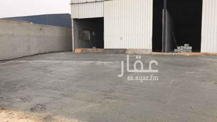 مستودع للإيجار في طريق الظهران الجبيل السريع ، حي ميناء الملك فهد الصناعي ، الجبيل ، الجبيل