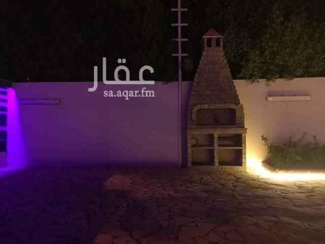 استراحة للإيجار في شارع عبدالله بن مرخان ، حي قرطبة ، الرياض