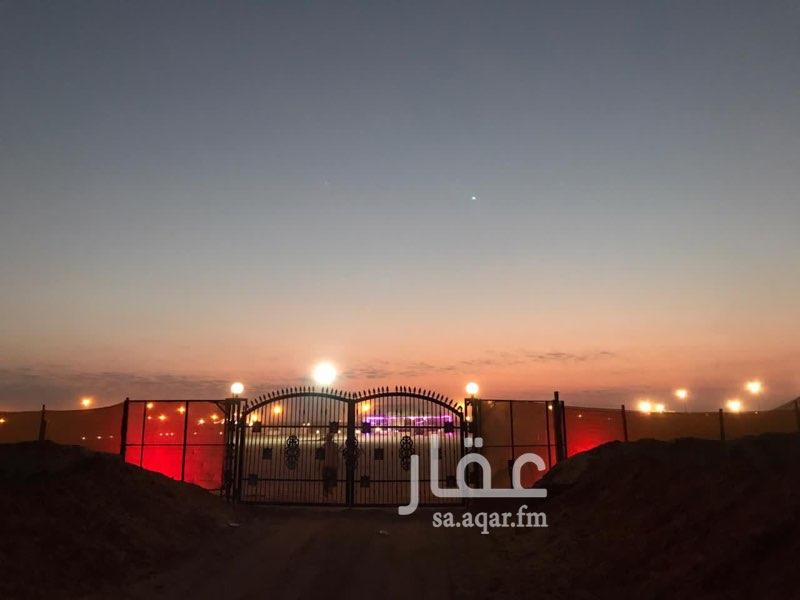 مخيم للإيجار في شارع درب العاذرية ، الرياض ، الرياض