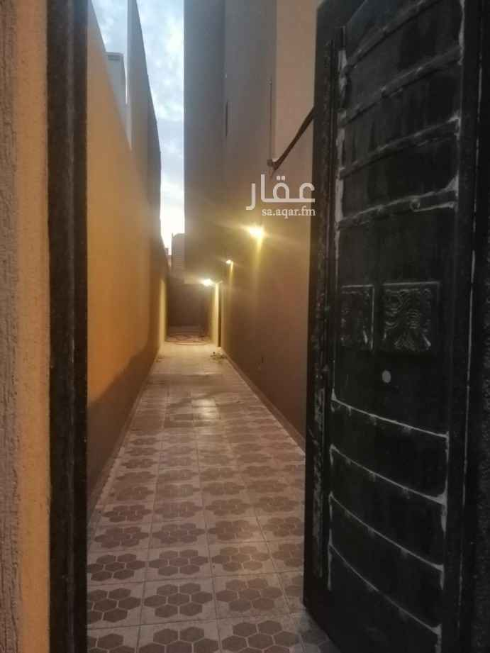 دور للإيجار في شارع ال داود ، حي الحمراء ، الرياض ، الرياض