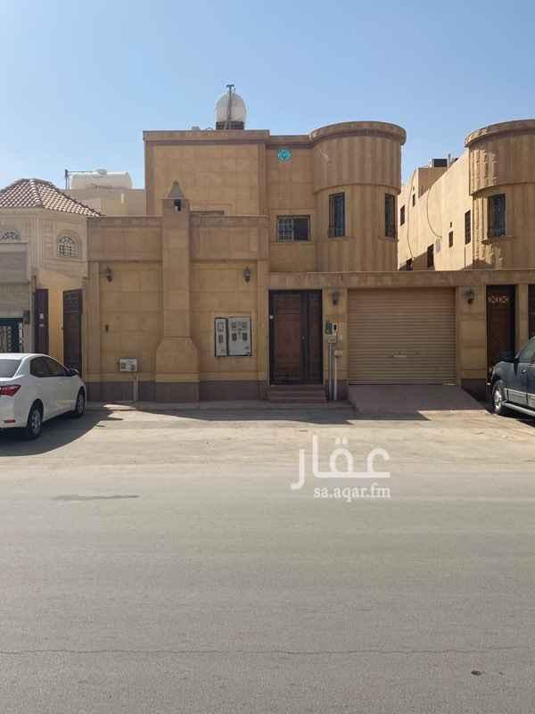شقة للإيجار في شارع ابن قدامة ، حي النهضة ، الرياض ، الرياض