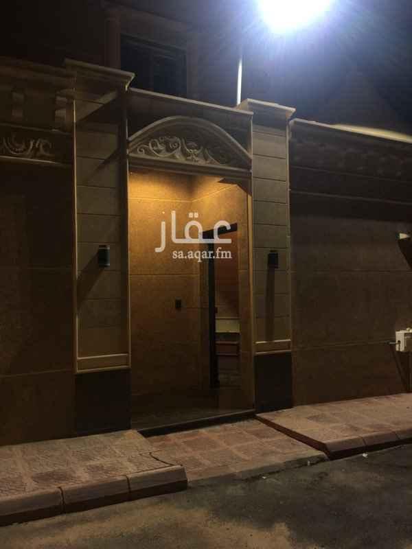 فيلا للبيع في شارع الدامر ، حي هجرة لبن ، الرياض