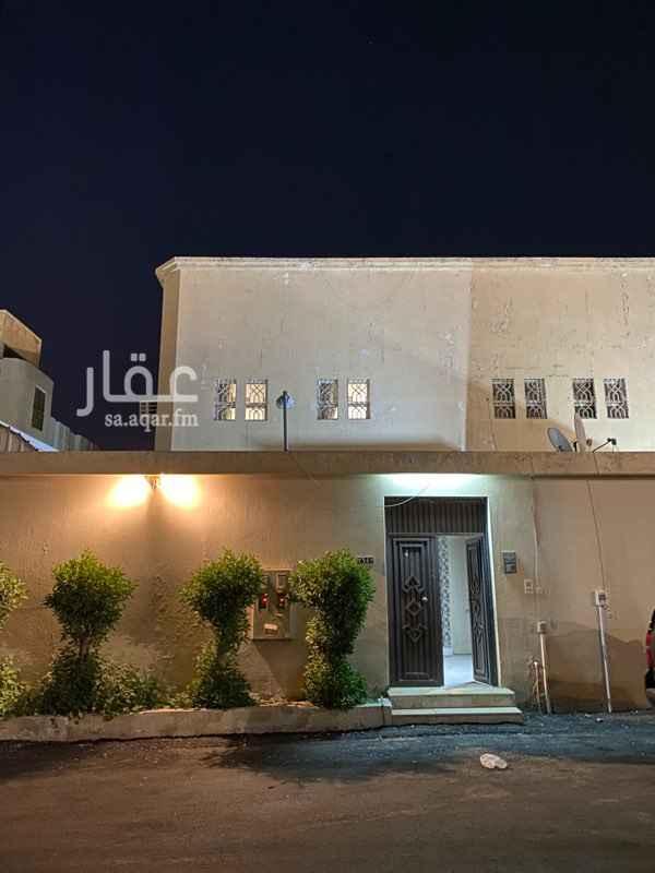 دور للإيجار في شارع مرة بن عائذ ، حي بدر ، الرياض ، الرياض