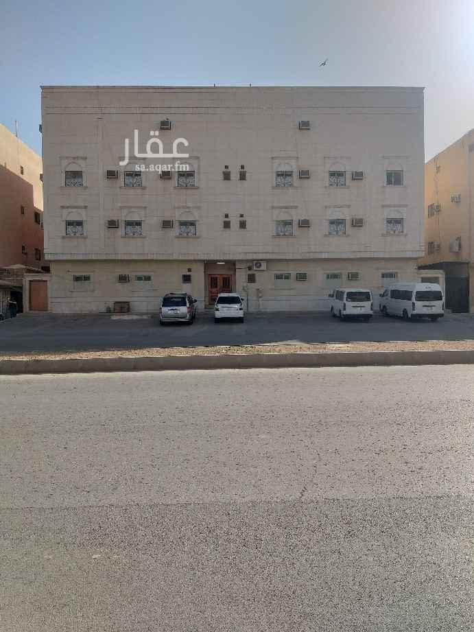 عمارة للإيجار في شارع عبدالله بن قيس ، حي اشبيلية ، الرياض ، الرياض