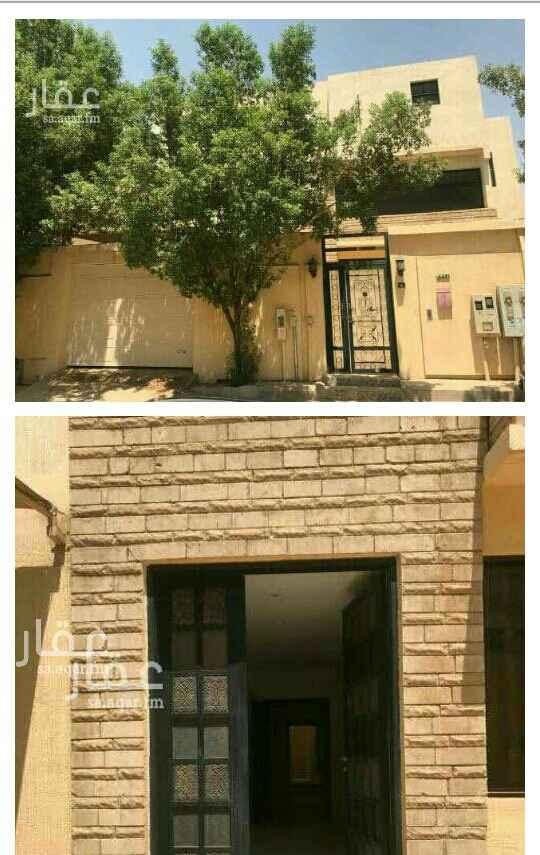 فيلا للبيع في شارع ذي الرقبة المري ، حي الربوة ، الرياض ، الرياض