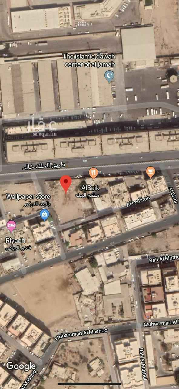 أرض للبيع في شارع الانشراح ، حي البغدادية الشرقية ، جدة ، جدة