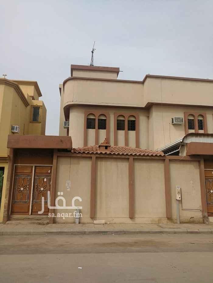دور للإيجار في شارع ابي سعد الكرماني ، حي ظهرة البديعة ، الرياض ، الرياض