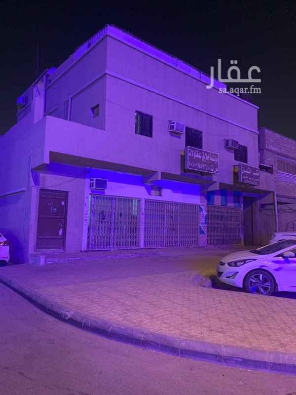 عمارة للبيع في حي ، شارع عبدالله بن عمر ، حي النسيم الغربي ، الرياض ، الرياض