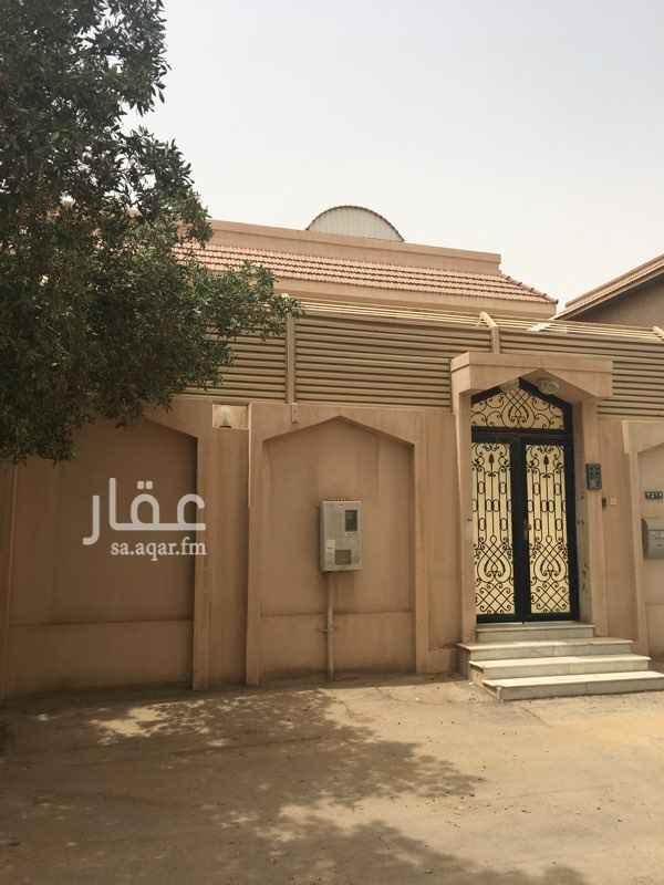 فيلا للإيجار في شارع الوديعة ، حي العليا ، الرياض ، الرياض