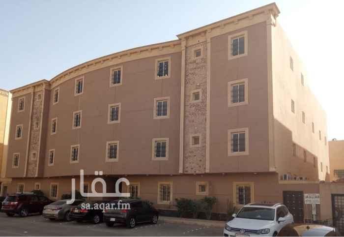 شقة للإيجار في شارع ابي بن معاذ الانصاري ، حي الربيع ، الرياض
