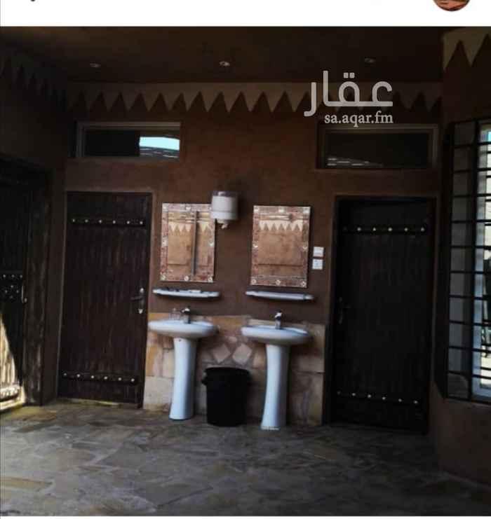 استراحة للبيع في طريق الملك عبدالعزيز ، القرينة ، الدرعية