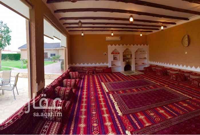 استراحة للبيع في طريق أبو بكر الصديق ، الجبيلة