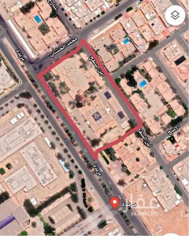 أرض للبيع في شارع بريدة ، حي الريان ، الرياض