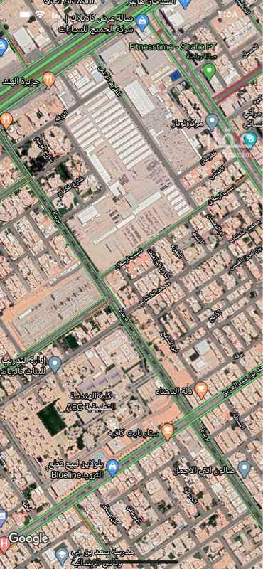 أرض للبيع في شارع نسيب ارسلان ، حي الريان ، الرياض ، الرياض
