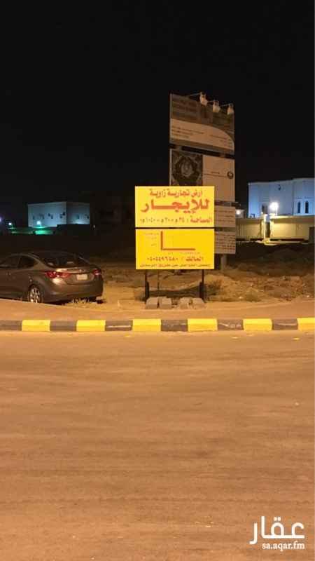 أرض للإيجار في شارع ينبع, ظهرة لبن, الرياض