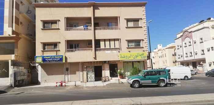 عمارة للبيع في شارع الخطيب التبريزي ، حي البوادي ، جدة