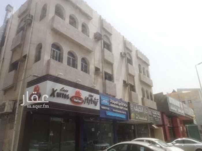 عمارة للإيجار في شارع صاري ، حي الروضة ، جدة ، جدة