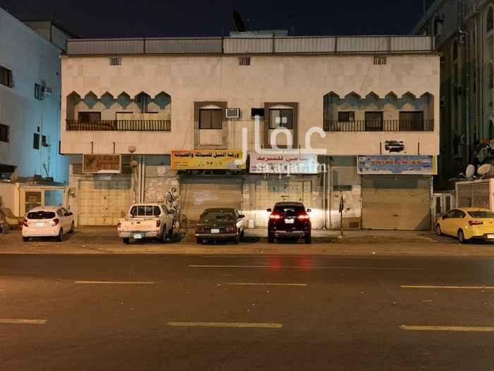 عمارة للإيجار في شارع الشاكرين ، حي الصفا ، جدة ، جدة