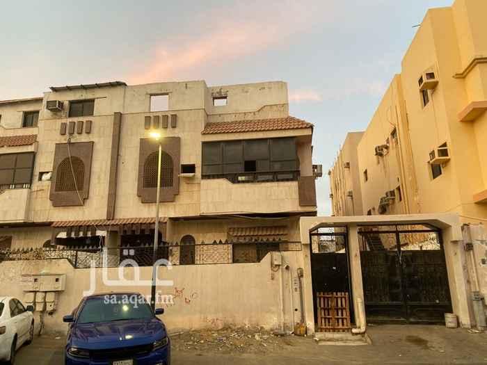 فيلا للبيع في شارع عاصم بن الوليد ، حي الربوة ، جدة ، جدة