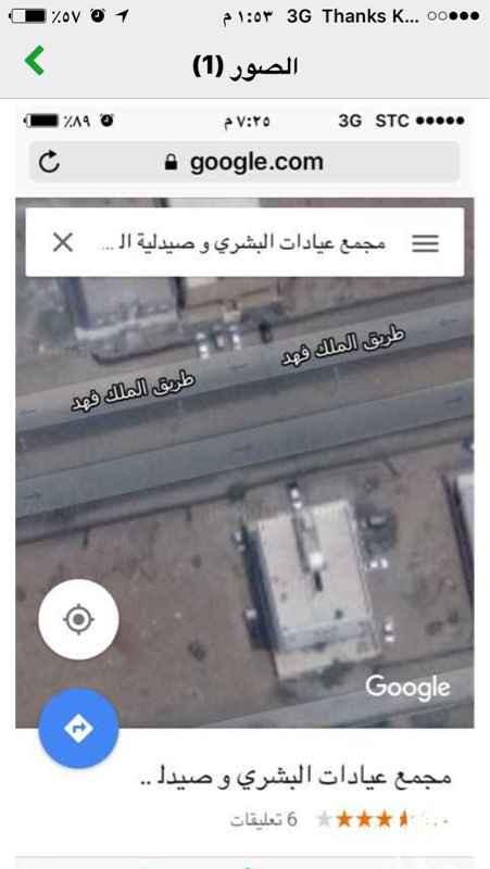 عمارة للإيجار في طريق الملك فهد, مخطط غران, غران