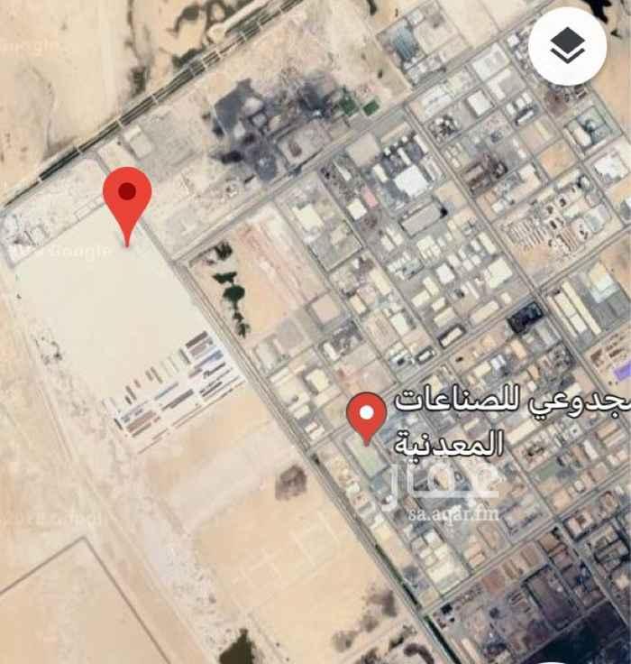 أرض للإيجار في المدينة الصناعية الثانية بالدمام, الدمام