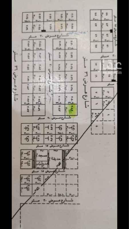 أرض للبيع في شارع صالح الحمراني ، حي القيروان ، الرياض ، الرياض