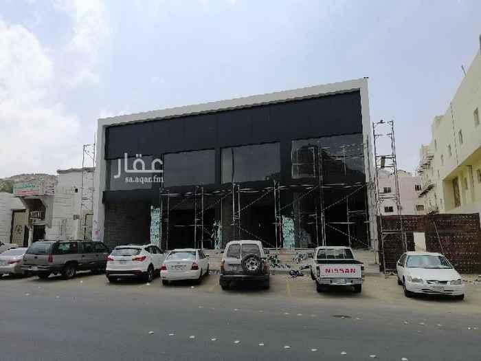 محل للإيجار في شارع إبراهيم الجفالي ، حي العوالي ، مكة