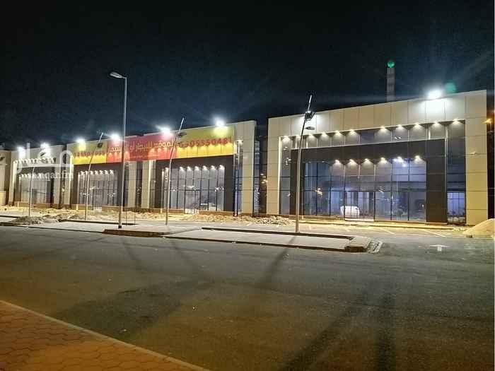 محل للإيجار في حي الحمراء وأم الجود ، مكة
