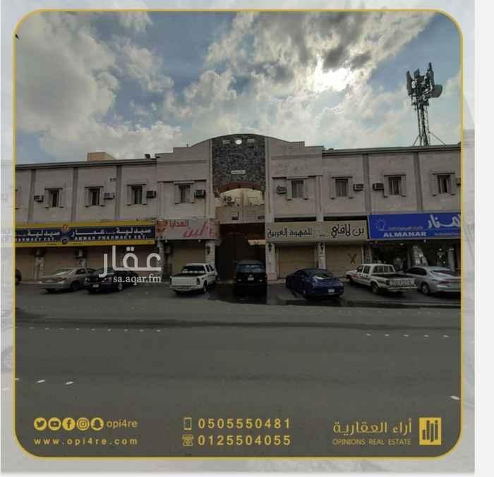 محل للإيجار في شارع إبراهيم الجفالي ، حي العوالي ، مكة ، مكة المكرمة