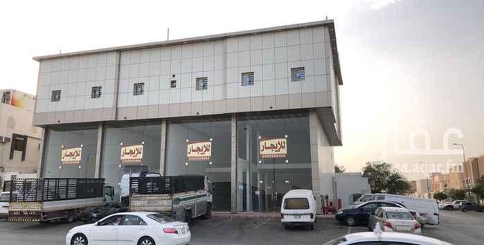 محل للإيجار في شارع فتح مكة ، حي بدر ، الرياض
