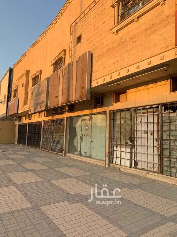 محل للإيجار في شارع ابن ماجة ، حي السعادة ، الرياض ، الرياض