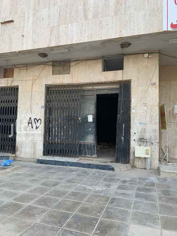 محل للإيجار في شارع عبدالمغيث الحربي ، حي أم الحمام الغربي ، الرياض ، الرياض