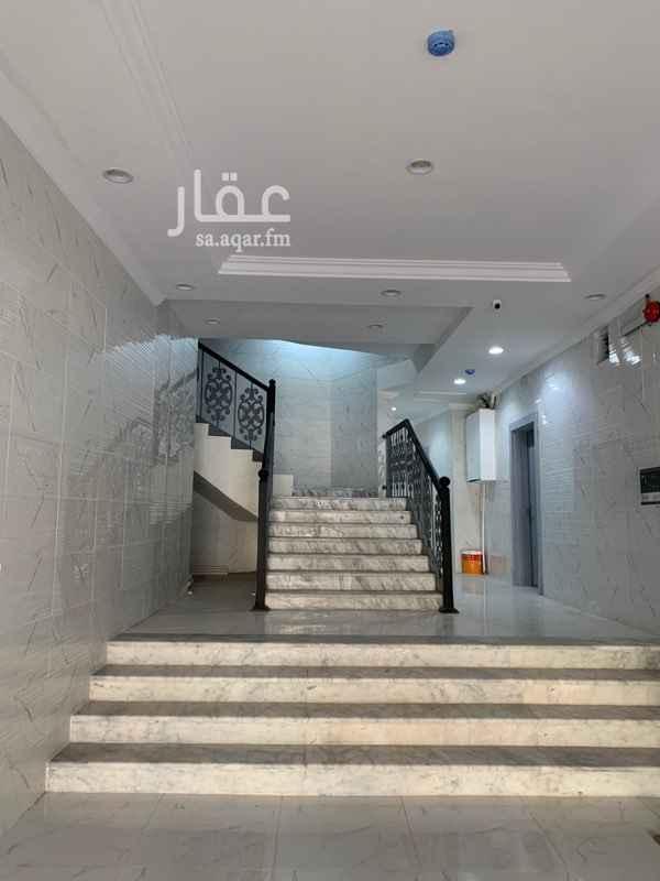 شقة للإيجار في شارع أبي أيوب الآنصاري ، حي المرقب ، الرياض ، الرياض