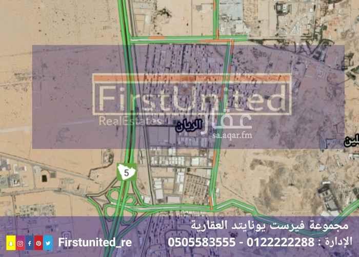 أرض للبيع في شارع أبو بحريه التراغمي ، حي الريان ، جدة ، جدة
