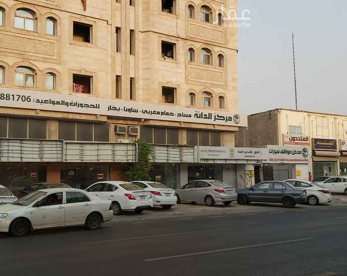 عمارة للإيجار في طريق الملك فهد فرعي ، حي العزيزية ، جدة ، جدة