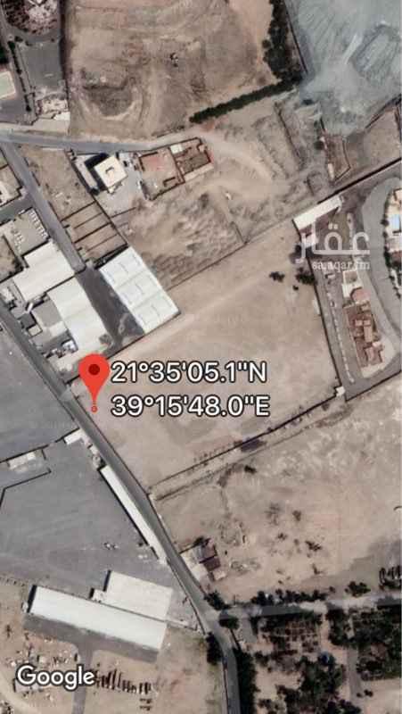 أرض للإيجار في شارع امية بن ابي الصلت ، حي الاجواد ، جدة