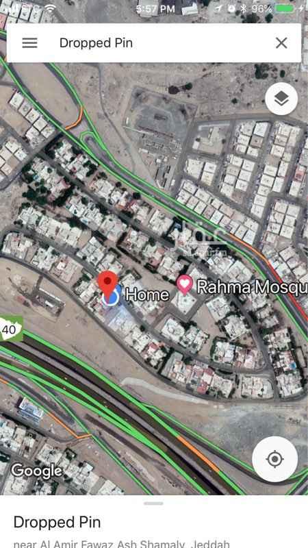 فيلا للبيع في شارع امامة بنت ابي العاصي, حي الامير فواز الشمالى, جدة