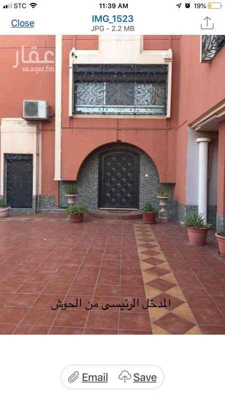 فيلا للبيع في شارع امامة بنت ابي العاصي ، حي الامير فواز الشمالى ، جدة ، جدة