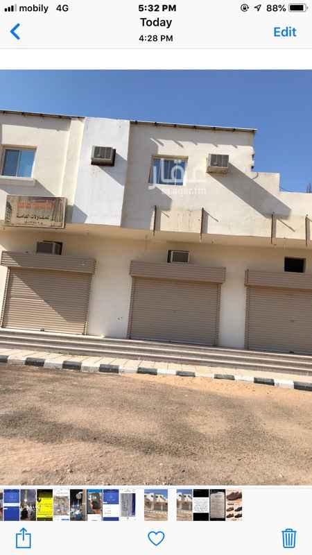 محل للإيجار في شارع ابو الحسن العتيقى ، حي العزيزية ، المدينة المنورة