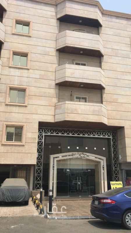 شقة للإيجار في شارع ، شارع بحر العرب ، حي الحمراء ، جدة