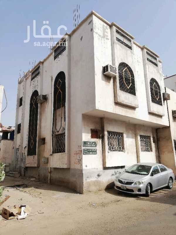 بيت للإيجار في شارع عاصم بن عمر ، حي الشرفية ، جدة