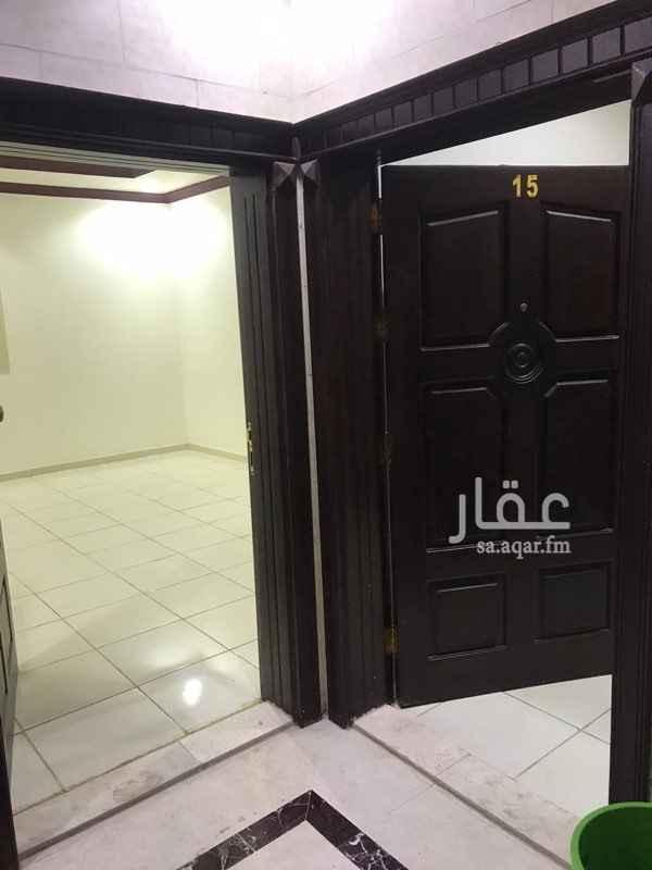 شقة للإيجار في شارع ابن الجريح ، حي المروة ، جدة ، جدة