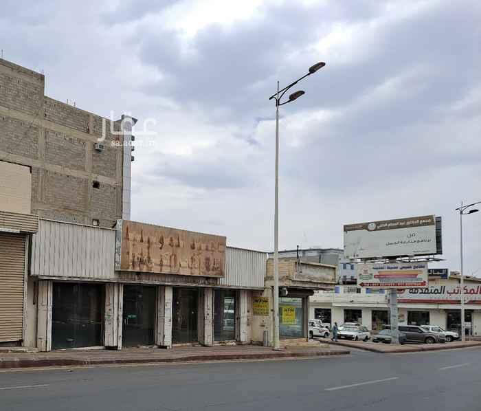 محل للإيجار في شارع الشيخ سعيد بن مشيط ، حي المنتزه ، خميس مشيط ، خميس مشيط