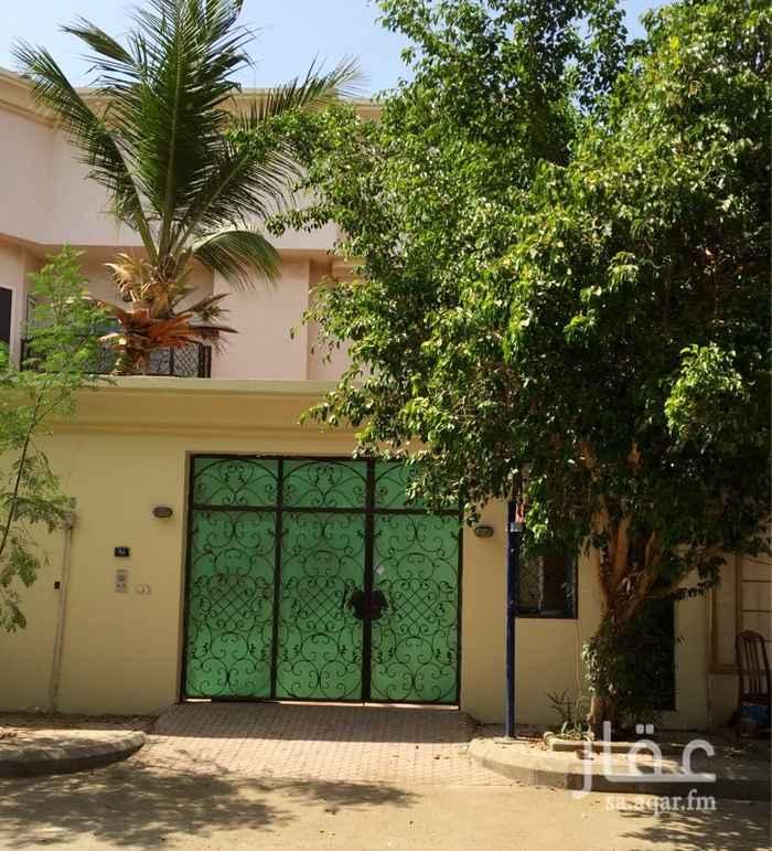 فيلا للإيجار في شارع ابي العباس القادسي ، حي البساتين ، جدة ، جدة